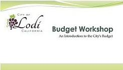 Budget Workshop cover image