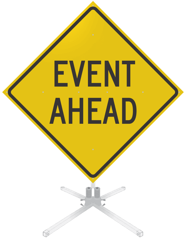 windmaster signface event ahead