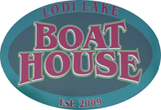 Lodi Lake Boathouse