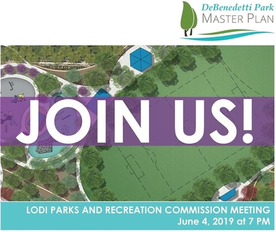 DeBenedetti Park Project