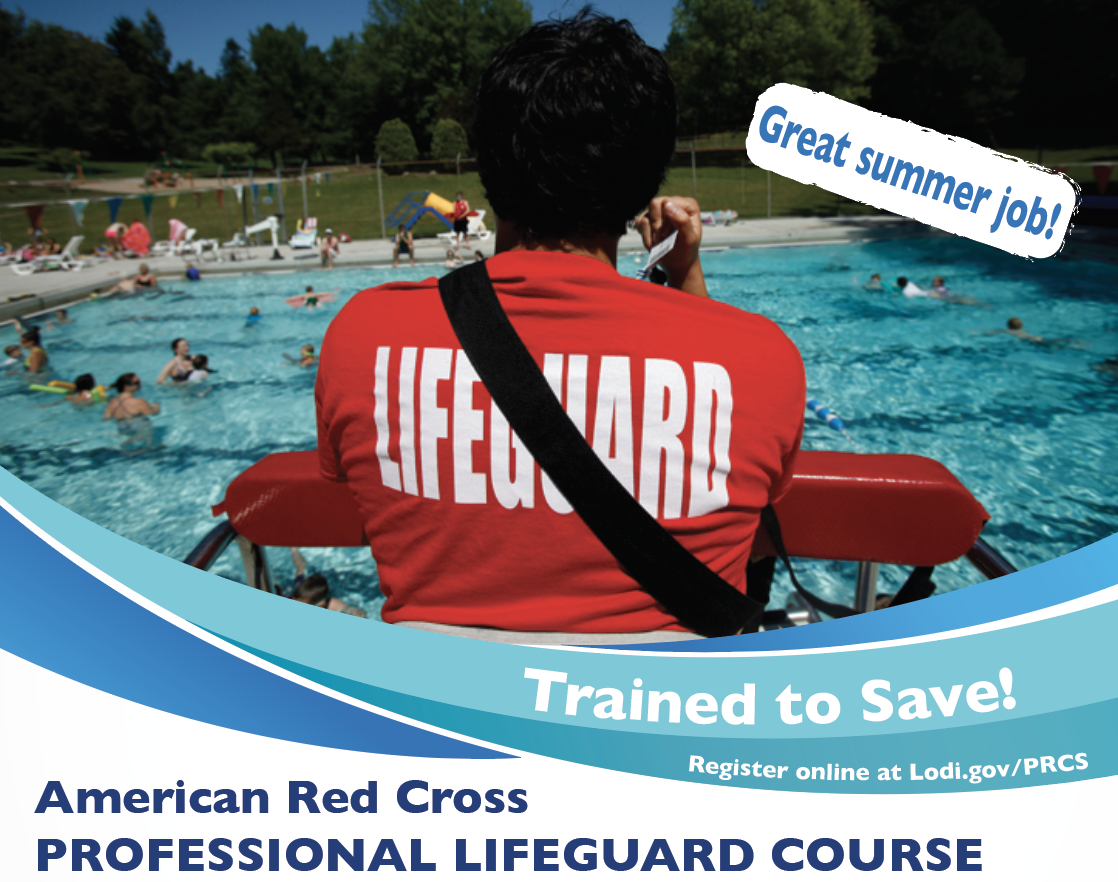 e8541f339fa Join our Aquatics team as a lifeguard! We are offering two opportunities  this spring to earn your American Red Cross Lifeguard Course Certification  (a ...