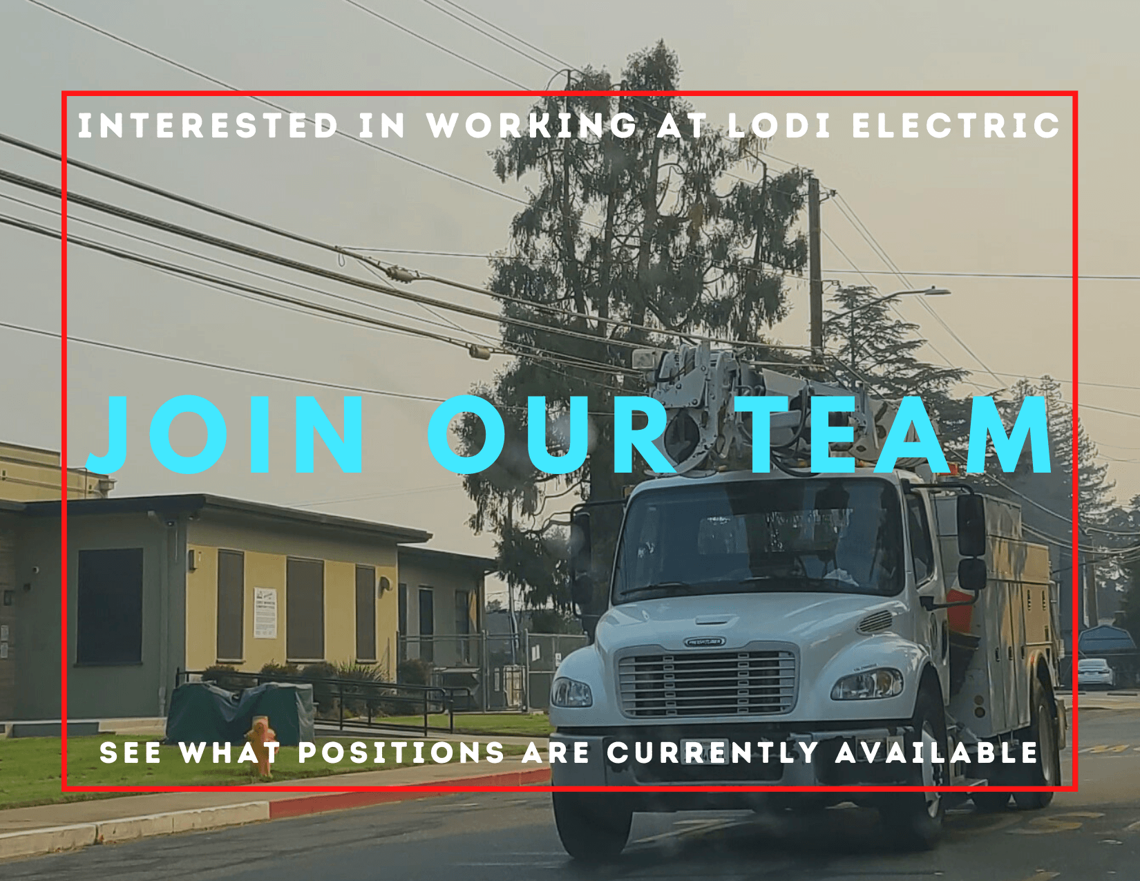 Interested in working at Lodi Electric. Join our team. See what positions are currently available.