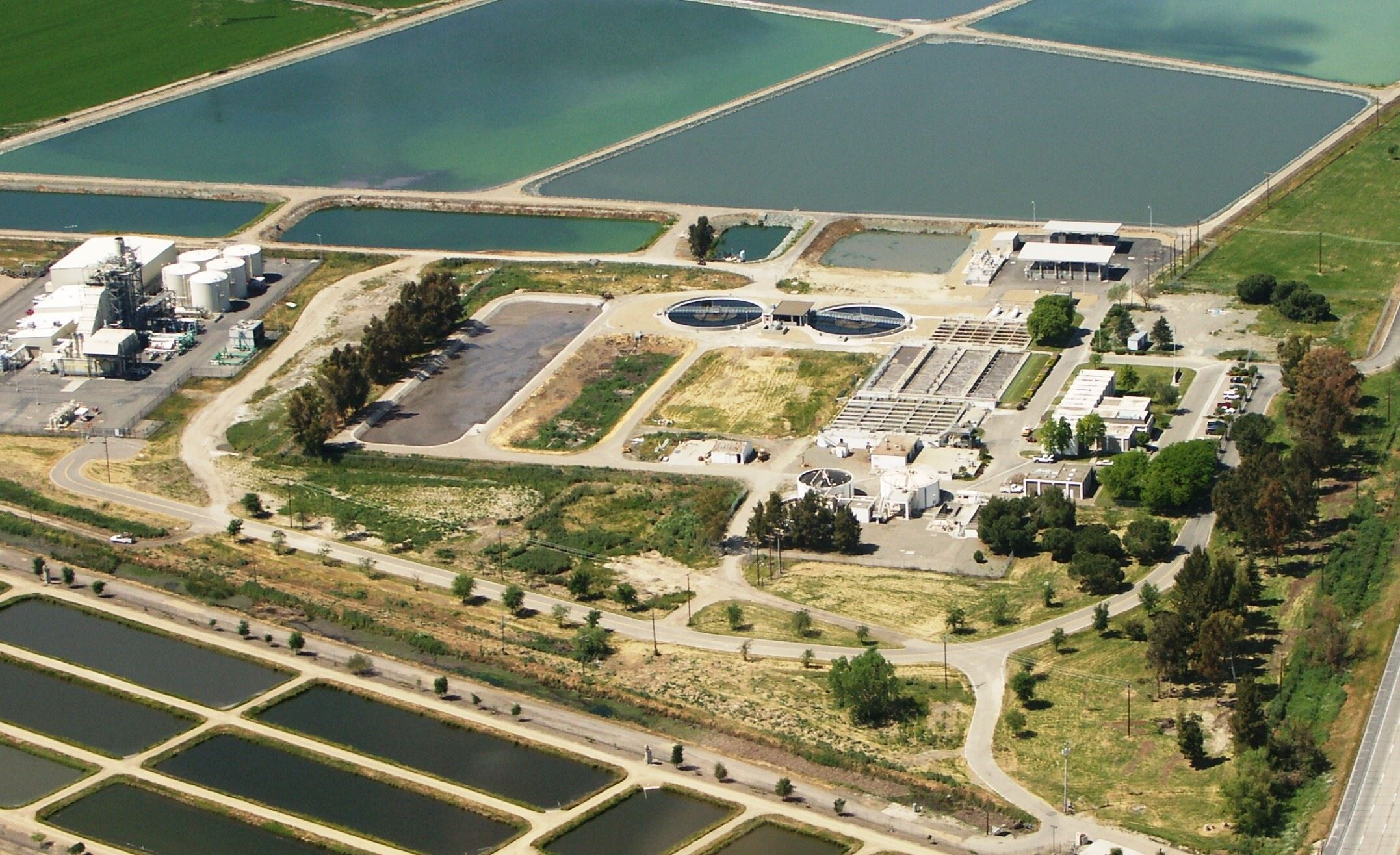 White Slough Water Pollution Control Facility